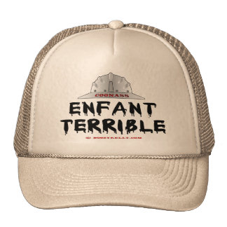 Enfant Terrible,Oil Field,Coonass,Hat,Oil,Gas,Rigs