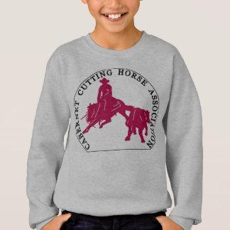 Enfants Sweat Cabernet CHA Gris Classic Rose T Shirts