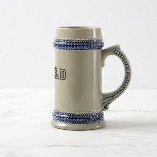 Enfield Tennis Academy Drinking Apparatus Beer Stein