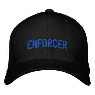 ENFORCER EMBROIDERED BASEBALL CAP