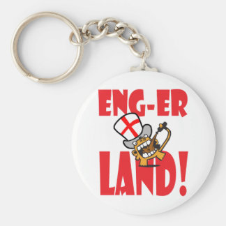ENG-ER-LAND Beermonkey Key Chains