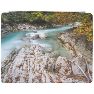 Eng valley in Karwendel range iPad Cover