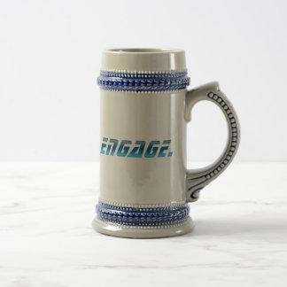 Engage Beer Stein