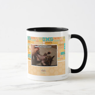 Engage tiny attack mode! mug