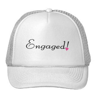 Engaged Trucker Hat