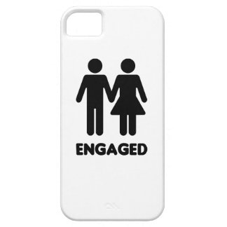 Engaged Couple Case For The iPhone 5