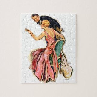 Engaged Couple Puzzles