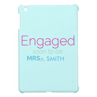 Engaged iPad Mini Case