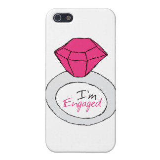 Engaged iPhone 5 Cases