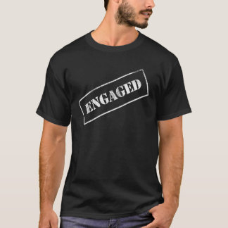 Engaged Stamp T-Shirt