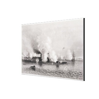Engagement between Monitor' and the Canvas Prints