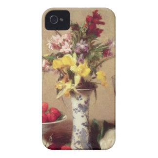 Engagement Bouquet iPhone 4 Case-Mate Case