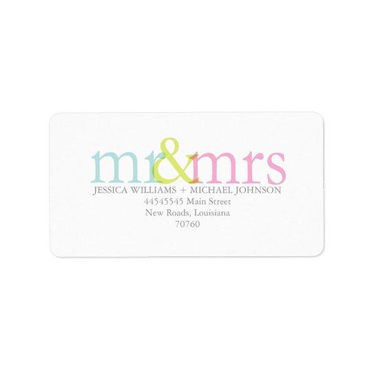 Engagement Label