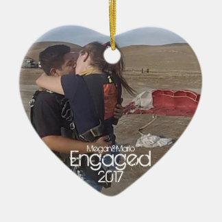 Engagement Ornament
