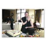 ENGAGEMENT PARTY: SHANE AND STEFFIE! ART PHOTO