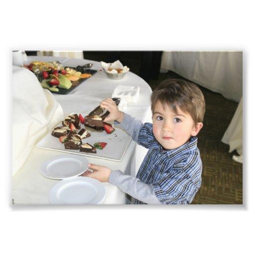ENGAGEMENT PARTY: THOMAS GATHERING CAKE! PHOTO ART