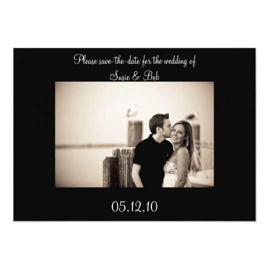 engagement, save-the-date card