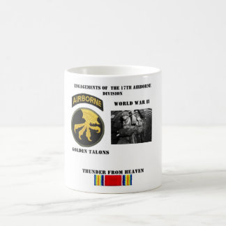 Engagements of  the 17th Airborne Division Mugs