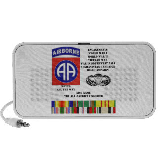 Engagements of  the 82nd  airborne division travel speaker
