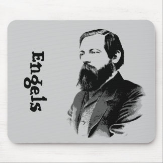 Engels Mouse Pads