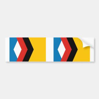Engels, Russia flag Bumper Sticker