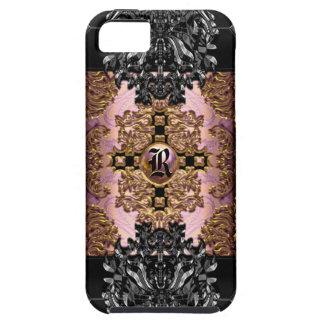 Enghel Rhoda Baroque Girl iPhone 5 Covers