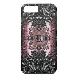 Enghel Thames Baroque VII Goth Monogram iPhone 7 Plus Case