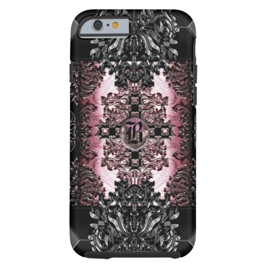 Enghel Thames Gothic Baroque Monogram Tough iPhone 6