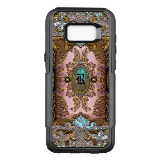 Enghelryste French Girly VIII Monogram OtterBox Commuter Samsung Galaxy S8+ Case