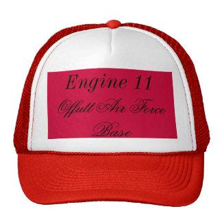 Engine 11, Offutt Air Force Base Cap