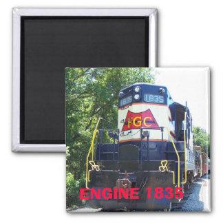 ENGINE 1835 MAGNET