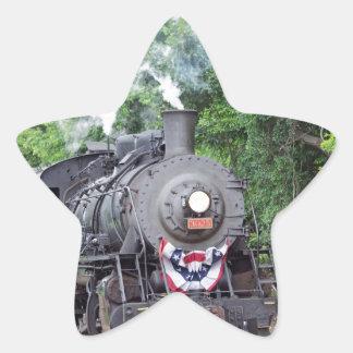 Engine 3025 star sticker