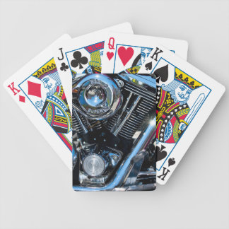 Engine Playing cards