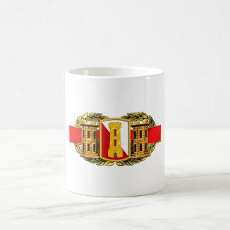 ENGINEER 12B 168th EN BDE Classic White Coffee Mug