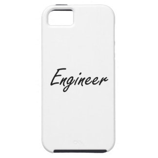 Engineer Artistic Job Design iPhone 5 Cover