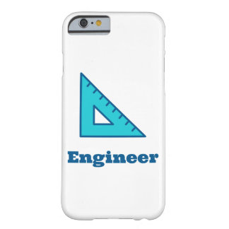 Engineer Barely There iPhone 6 Case