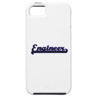 Engineer Classic Job Design iPhone 5 Case