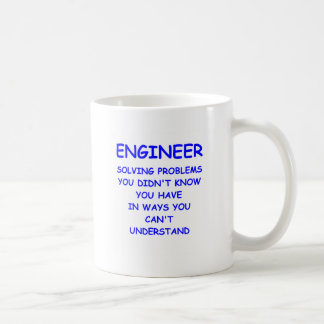 engineer coffee mug