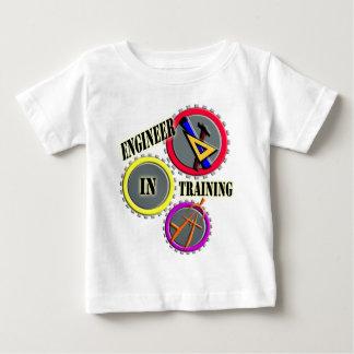 Engineer In Training Baby T-Shirt