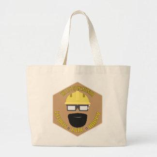 Engineer Life Large Tote Bag
