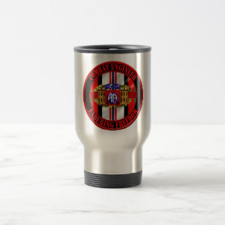 Engineer OEF 82nd Airborne Coffee Mug