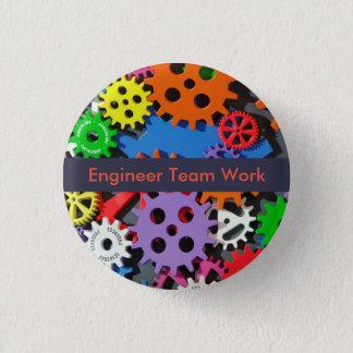 Engineer Round Button