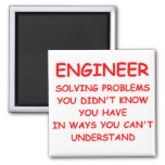 ENGINEER SQUARE MAGNET