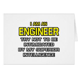 Engineer...Superior Intelligence Card