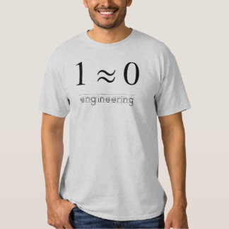 Engineering approximation shirts