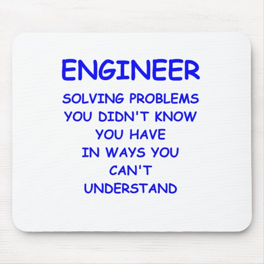 engineering mouse mat