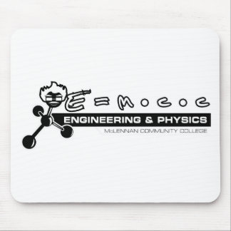 Engineering & Physics at MCC Mouse Mat