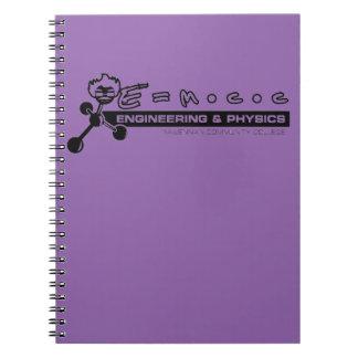 Engineering & Physics at MCC Notebook