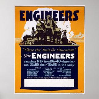 Engineers Print