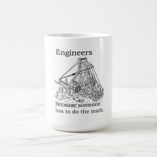 Engineers Trebuchet Mug